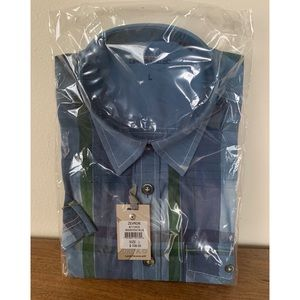 NWT Men's Button Up Shirt